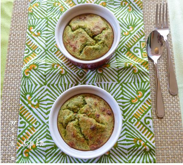 Spinach Souffle 4