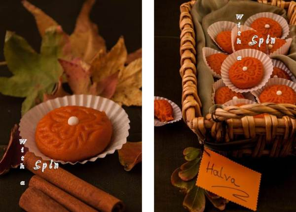 Pumpkin Halva 8