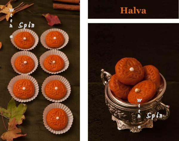 Pumpkin Halva 9